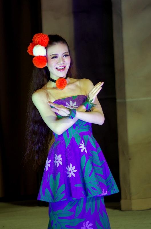 Haaheo あなたの笑顔があるから ハワイアンズ フラガールショー